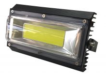 REFLETOR PROJETOR LED LINEAR IP67 50W REAL KLYG-50W67-1