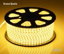 FITA LED BQ 5050 8MM ROLO 100M 3 LED 127V KLFT5050-8BQ