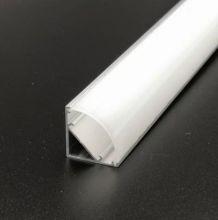 Perfil Canto sobrepor 16*16mm 2 metro K159L-2