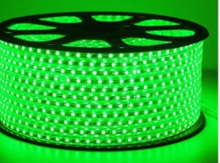 FITA LED VERDE 5050 6MM ROLO 100M 1 LED