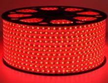 FITA LED VERMELHO 5050 6MM ROLO 100M 1 LED