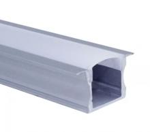 Perfil Embutir 24*15mm 2 metro c/ aluminio K066E-2