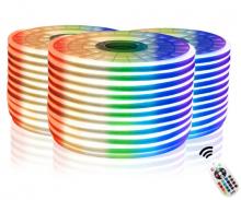 Fita Led Neon Rolo 50m  RGB KLFT-NEO/RGB